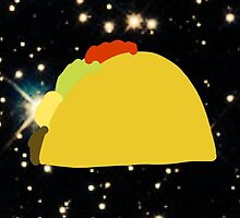 The Majestic Space Taco by Neochu