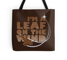 Leaf on the Wind - Browncoats Edition Tote Bag