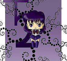 Chibi Sailor Saturn by artwaste