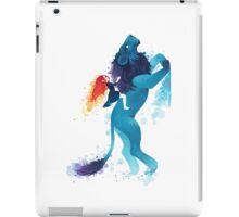 Lion Rider iPad Case/Skin