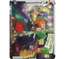 Uncle Banana come back home! iPad Case/Skin