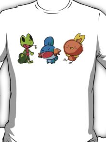 CUTE HOENN TRIO T-Shirt