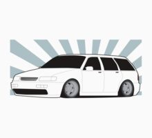 Passat Wagen Graphic by VolkWear