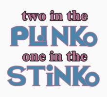 Two in the Plinko One in the Stinko - Tosh.0 by erikaandmonty