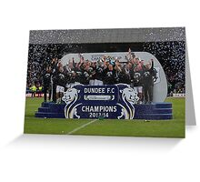 Champions! Greeting Card