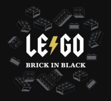 Brick in Black by Grafx-Guy