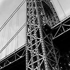 George Washington Bridge by Amanda Vontobel Photography