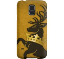 Crowned Stag Samsung Galaxy Case/Skin