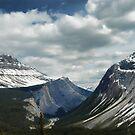 Beautiful Banff by Dyle Warren