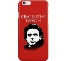 Game of Thrones: Robb Stark - King in the North iPhone Case/Skin