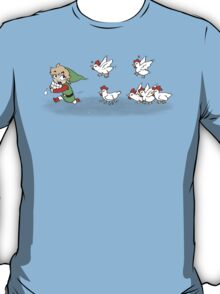 Chicken Run!!  T-Shirt