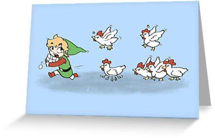 Chicken Run!!  by thehookshot