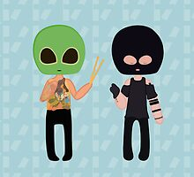 twenty one pilots by mariian