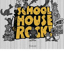 School House Rock by Darius Ferguson
