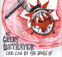 The Great Betrayer II by Keith Miller
