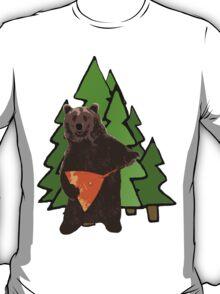 Russian Bear with a Balalaika T-Shirt