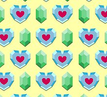 Hearts & Rupees by SnapFlash
