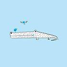 crocodile by taichi