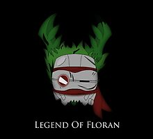 Starbound: Legend Of Floran by sirvarley