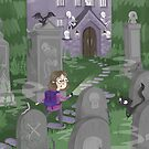 Exploring the Graveyard by Sarah Crosby