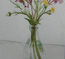 Wildflowers & San Pellegrino by MissJones