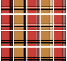 Plaid Pattern A by rcurtiss000