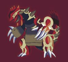 Mega Groudon by Tauna