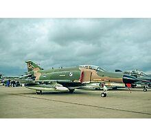McDonnell F-4G Phantom II 69-0253/SP Wild Weasel V Photographic Print