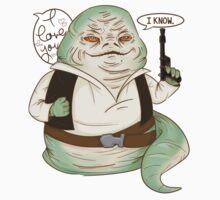 Jabba the Solo by ocamixn