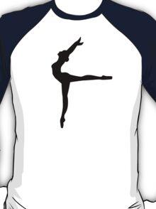 Ballet Ballerina T-Shirt