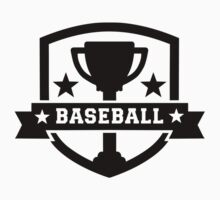 Baseball trophy champion by Designzz