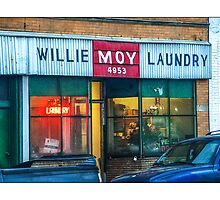 Willy Moy Laundry by Harvey Tillis