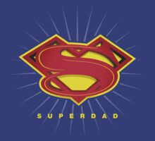 SUPERDAD Superman Heart by Kevin Piazza