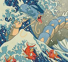 The Great Wave off Kanto by Missy Pena