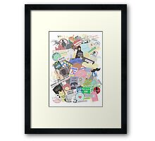 Ultimate Sherlock  Framed Print