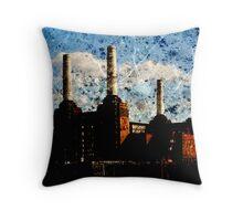 My Battersea Throw Pillow