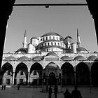 Sultanahmet Mosque by Jens Helmstedt