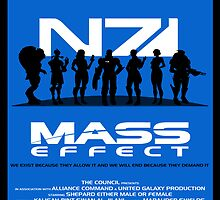 Mass Effect  by iDanischzDs97