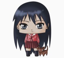 Chibi Sakaki Kids Clothes