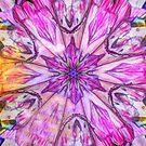 Pastel Fractal  by Tori Snow