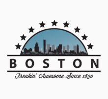 Boston Freaking Awesome Since 1630 by T-ShirtsGifts