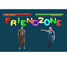 Mortal Friendzone Photographic Print