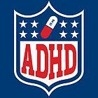 ADHD Shield by popnerd