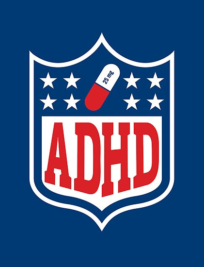 ADHD Shield by popnerd