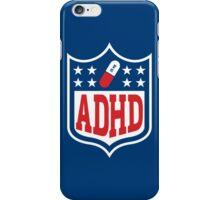 ADHD Shield iPhone Case/Skin