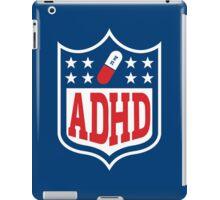 ADHD Shield iPad Case/Skin