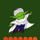 Dancing Piccolo by artwaste