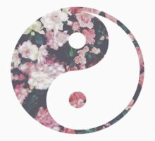 Floral Ying and Yang by zygoishere