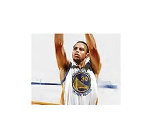Stephen Curry by mortalbang