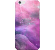 Orion Nebula [Pink Clouds] Stickers and Shirts iPhone Case/Skin